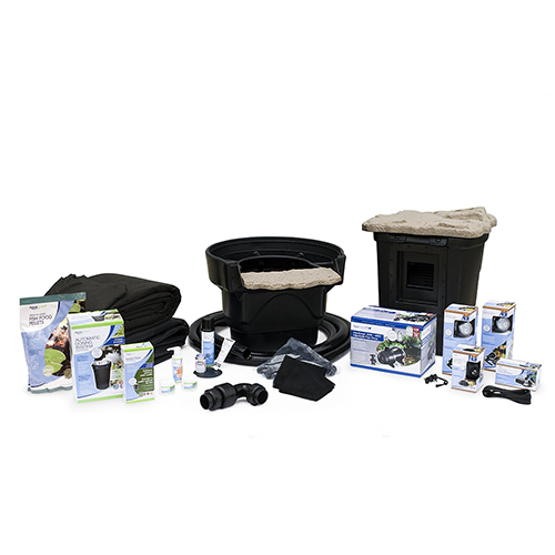 NEW AquaScape Medium Pond Kit (MPN 53034)
