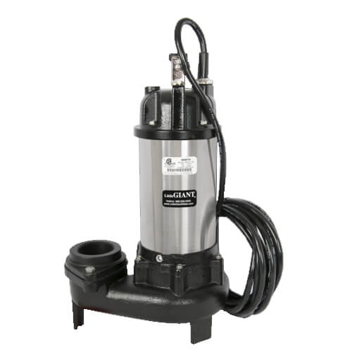 Little Giant Wgfp100 7000 Gph Pond Pump Mpn 566070