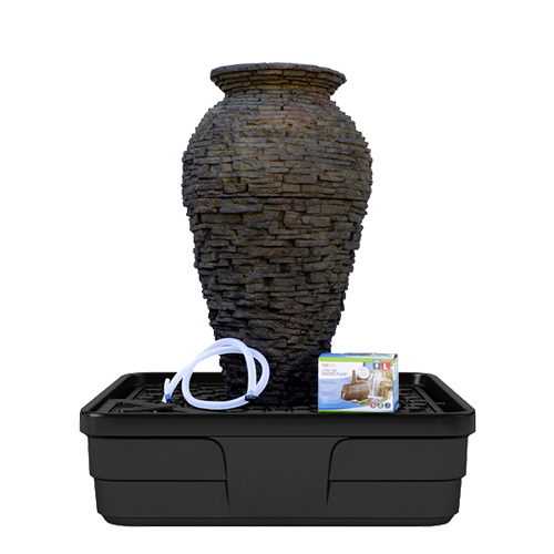 Aquascape Medium Slate Urn Fountain Kit (MPN 58090)
