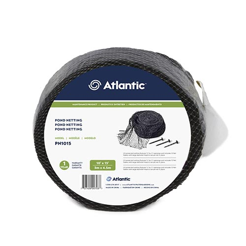 Atlantic Ultra Pond Net 10' x 15' (MPN PN1015)