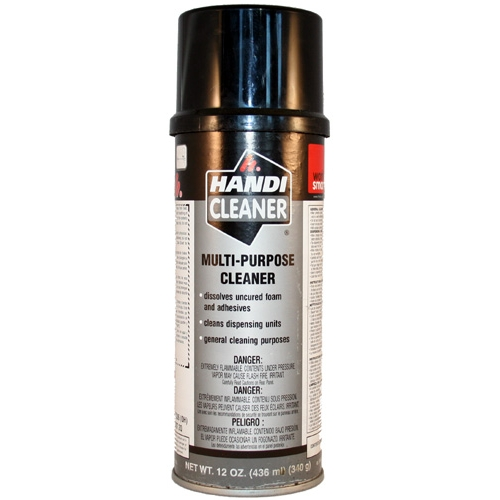 Atlantic Waterfall Foam Gun CLEANER 12oz. (MPN LF1325)