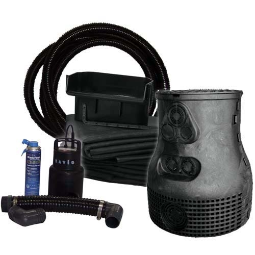 Savio Pond Free Waterfall Package 8' (MPN PF0500)