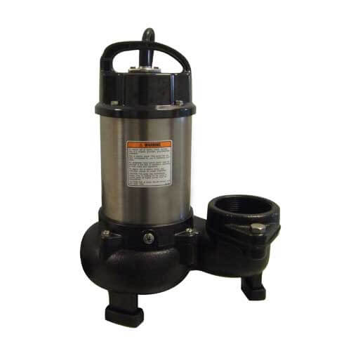 Tsurumi 12pn submersible pump mpn 12pn best prices for Cheap pond pumps