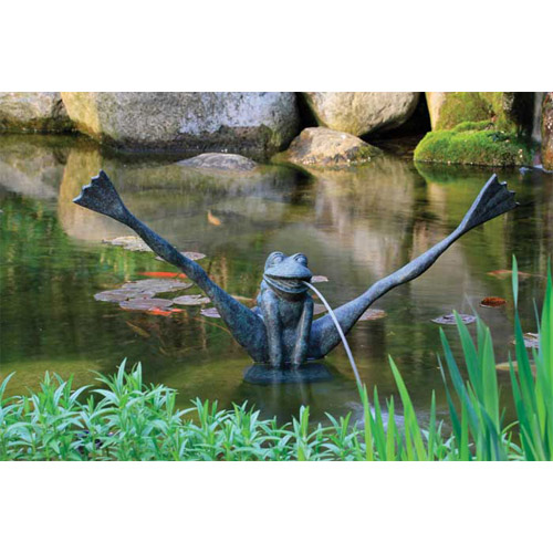Aquascape Crazy Legs Frog Fountain (MPN 78312)