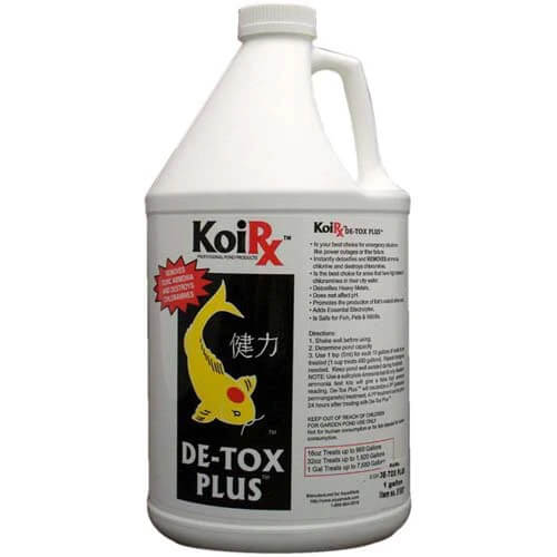 AquaMeds De-Tox Plus 1 gallon (MPN DTP128)