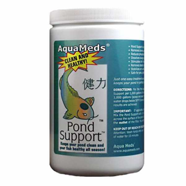 AquaMeds Pond Support 2 lb (MPN PSU2)