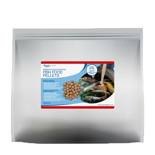 Aquascape Premium Color Enhancing Fish Food 11 lbs (MPN 81048)