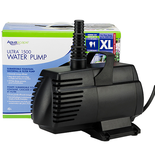 Aquascape Ultra Pump 1500 GPH (MPN 91009)