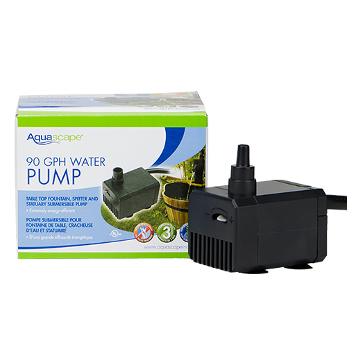 Aquascape 90 GPH Statuary & Fountain Pump (MPN 91024)