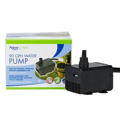 Aquascape 90 GPH Statuary U0026 Fountain Pump (MPN 91024)