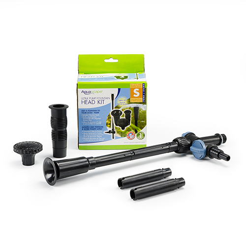 Aquascape Ultra Pump Fountain Head Kit, Small (ultra 400- ultra 800) (MPN 91045)