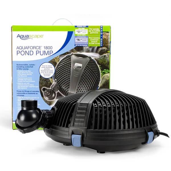 Aquascape AquaForce 1800 Pump (MPN 91112)
