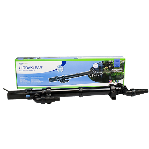 Aquascape UltraKlear 2500 UV Clarifier / Sterilizer 28W high output (MPN 95037)