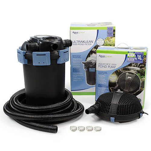 Aquascape UltraKlean 3500 Filtration Kit (MPN 95060)