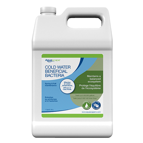Aquascape Cold Water Bacteria 1 Gallon (MPN 96021)
