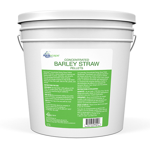 Aquascape Quick Start Concentrated Barley Straw Pellets 5lbs (MPN 96029)