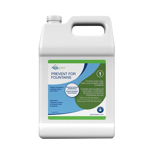 Aquascape Prevent for Fountains 1 Gal (MPN 96076)