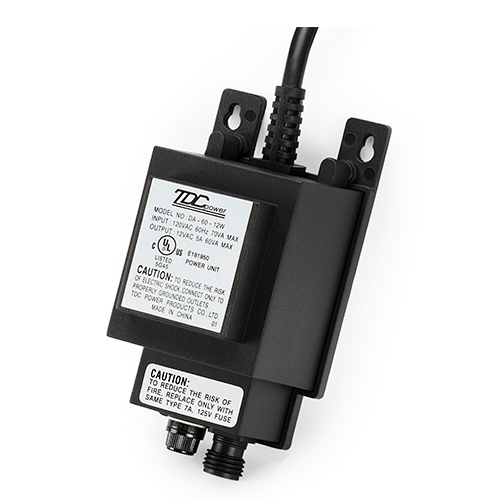 Aquascape Manual 60 watt 12v transformer (MPN 98486)