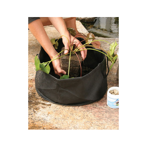 "Aquascape Fabric Lily Pot 14"" Round x 7"" Deep (2 Pack) (MPN 98929)"
