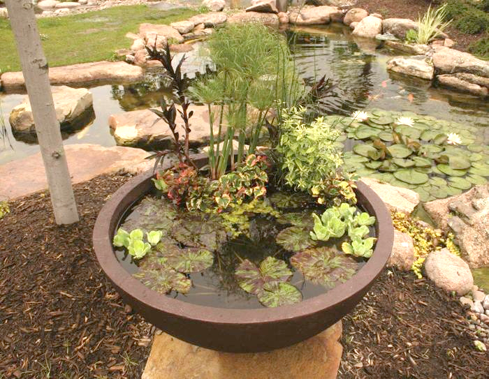 "Aquascape Patio Pond European Terra Cotta 32"" (MPN 98858)"
