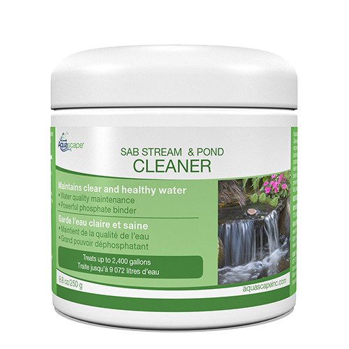 Aquascape Stream & Pond Clean SAB. 8.8 oz. (MPN 98899)