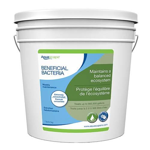 Aquascape Beneficial Bacteria For Ponds 7 Lbs Mpn 98950