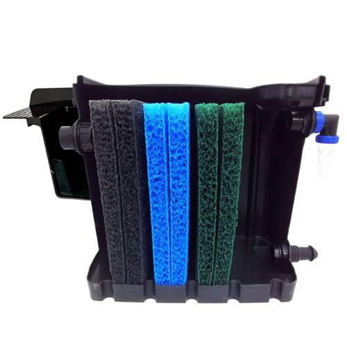 Matala biosteps 10 filter mpn bstpwf best prices on for Best pond filter media