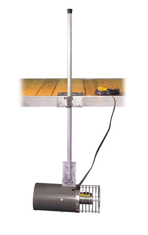 Aquasweep Dock Mount, 1/2 HP, 230 V (MPN 16230)