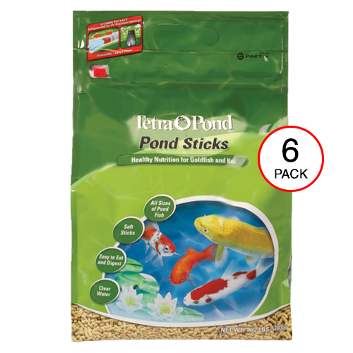 Tetra Floating Food Sticks 1.72 lb. (6 Pack) (MPN 16483)