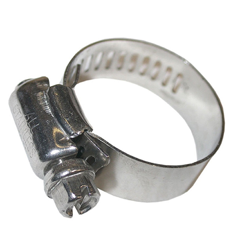 Alpine 1/2 to 3/4-Inch #10 Marine Grade Stainless Steel Clamp (MPN HTSS3812)