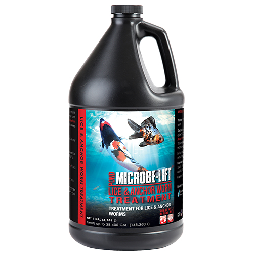Microbe-Lift Lice & Anchor Worm 1 Gallon (MPN LAWPG1)