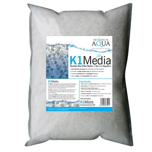 Evolution Aqua K1 Media - 0.88 cu ft (MPN MEDIA25L)