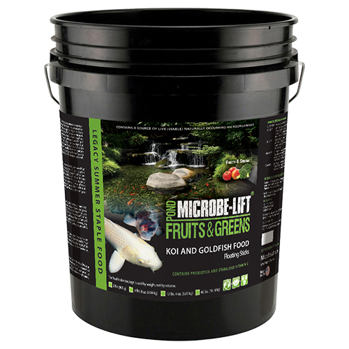 Microbe-Lift Fruits & Greens 13 lbs 4oz (MPN MLLFGXL)