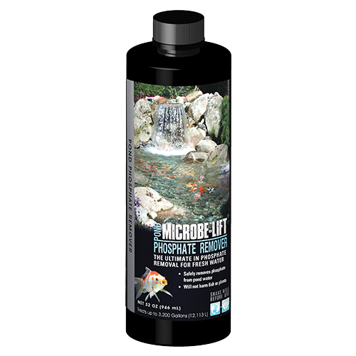 Microbe-Lift Phosphate Remover 32 oz. (MPN PHOSRE32)