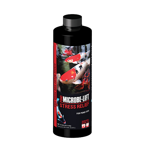 Microbe-Lift Stress Relief 16 oz (MPN SRP16)