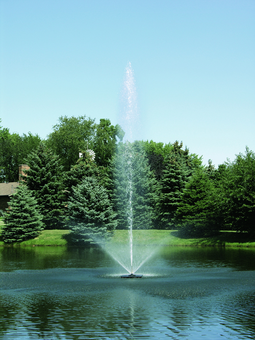 Scott Aerator Skyward Fountain ½ hp, 115 V, 150' Cord (MPN 13005)