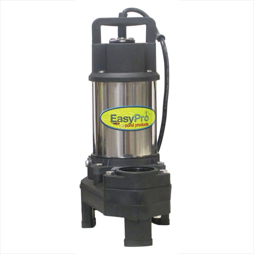 EasyPro 3100 GPH Stainless Steel TH Pump (MPN TH150)