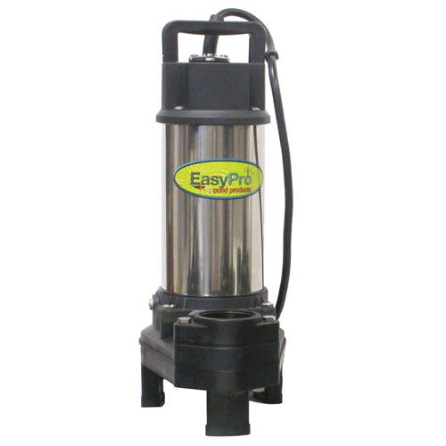 EasyPro 6000 GPH 115 Volt Stainless Steel TH Pump (MPN TH750)