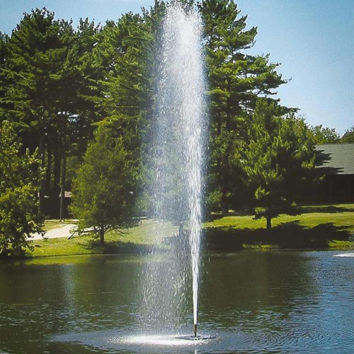 Scott Aerator Gusher Fountain 1½ hp, 230 V, 150' Cord (MPN 13517)