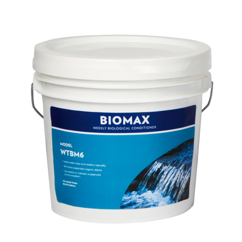 Atlantic BioMax (6 lb) Weekly Biological Conditioner (MPN WTBM6)