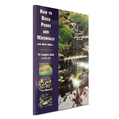 How to Build Ponds and Waterfalls (MPN 16051)