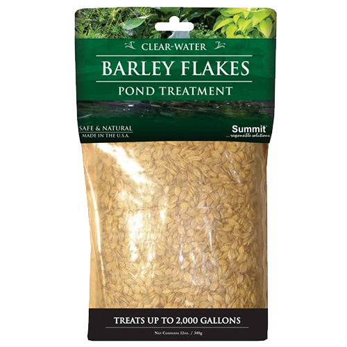 Summit Barley Flakes Pond Treatment 12 oz (MPN 1151)