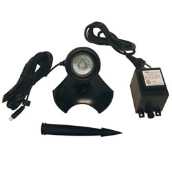 Alpine 50 watt light with trans (MPN PLD150T)