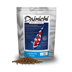 Dainichi Growth Plus Koi Food, Medium Pellet 5.5 lbs
