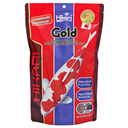 Hikari Gold Medium Pellets 17.6 oz (MPN 02342)