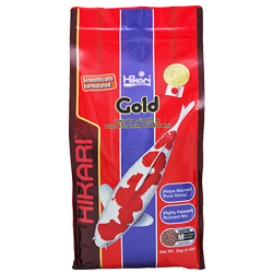 Hikari Gold Medium Pellets 4.4 lbs (MPN 02370)