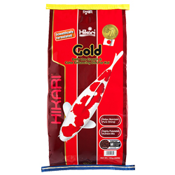 Hikari Gold Medium Pellets 22 lb (MPN 02389)