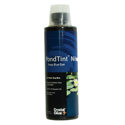 CrystalClear PondTint Nite Deep Blue Pond Dye 16 oz (MPN CC085-16)