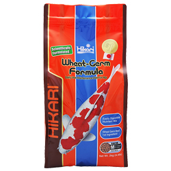 Hikari Wheat Germ Medium Pellets 4.4 lbs (MPN 06370)