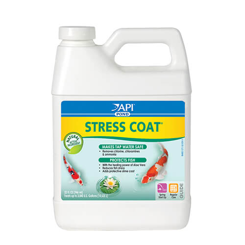 API Pond Stress Coat 32 oz. (MPN 140G)